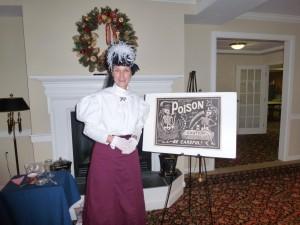 RiverCourt Residences welcomed Janet Parnes