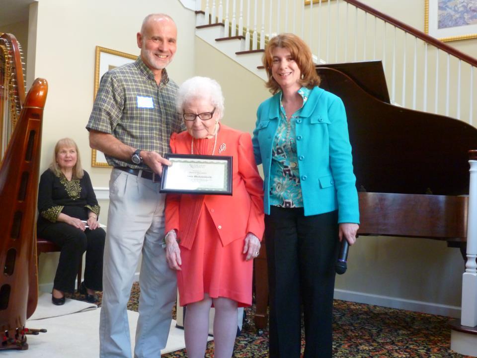 RiverCourt Residences in Groton MA Anniversary