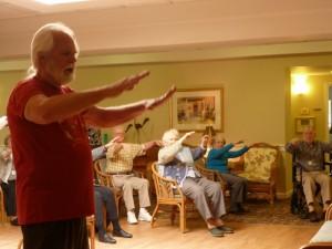 Teaching Tai Chi