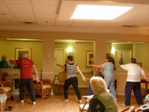 Tai Chi in Motion