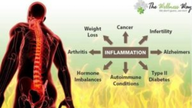 The Wellness Way Approach to Inflammation 12.12.18 at 6:00